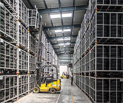 La importancia de los grandes contenedores para grandes almacenes